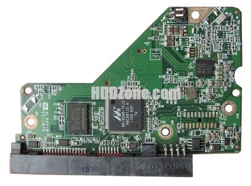 2060-771824-000 WD Placa Lógica Electrónica del Disco Duro