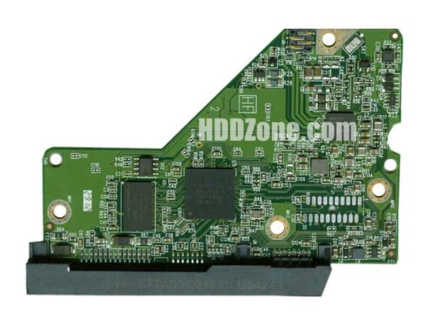 2060-771829-003 WD Placa Lógica Electrónica del Disco Duro