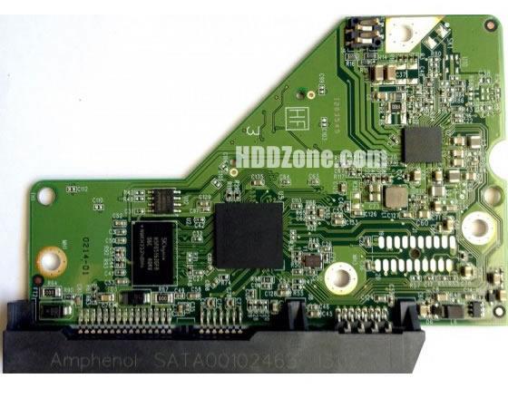 2060-771829-005 WD Placa Lógica Electrónica del Disco Duro